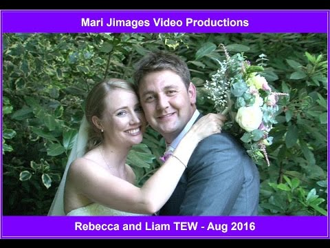 BRADLEY-TEW Wedding Aug 2016 - Mari Jimages Video Productions Client Clip