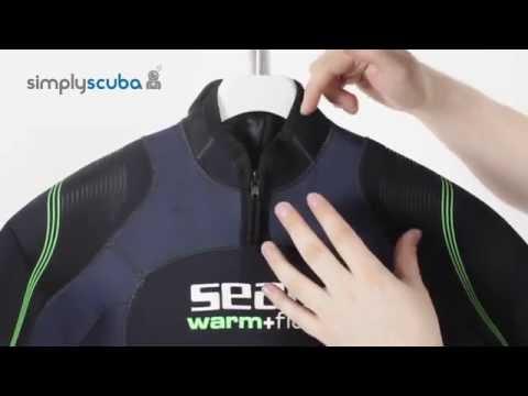 Seac Sub Warmflex 5mm Wetsuit