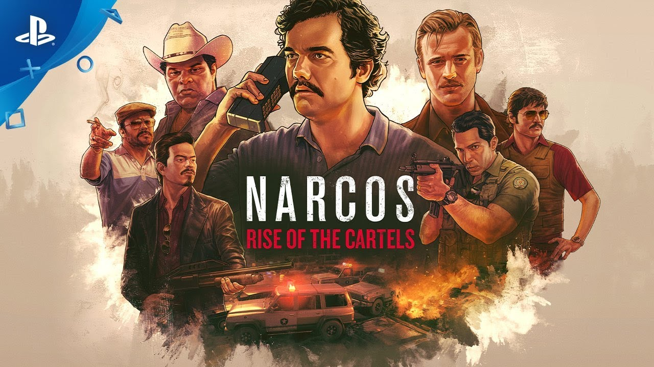 Narcos: Rise of the Cartels - Announcement Trailer | PS4