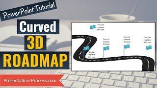 3D Yol Haritası Oluşturma : 3D PowerPoint Serisi
