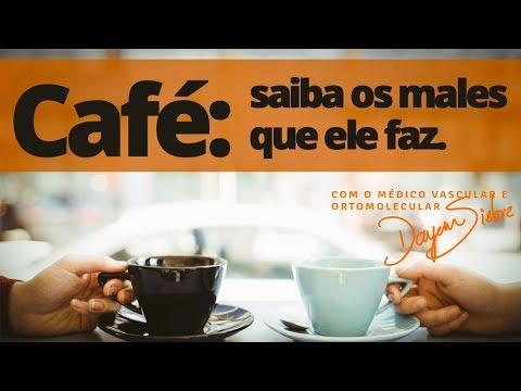 CAFÉ. Saiba os males que ele faz. | Dr. Dayan Siebra