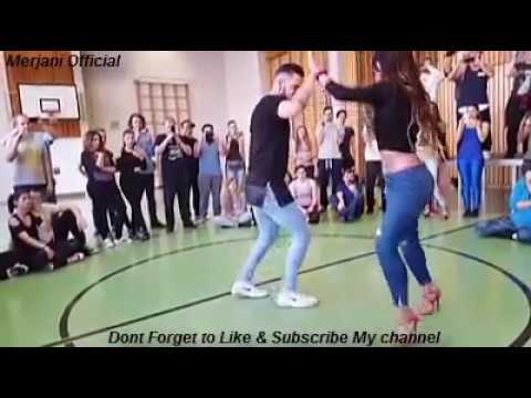 Mere Rashke Qamar   Full Remix and Romantic Dance   HD Video 2017