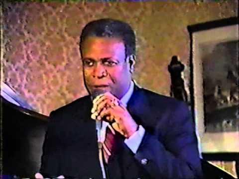 K.C. Jones sings You