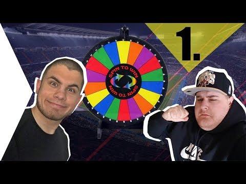 WHEEL SPIN ISTIVEL A FIFA 18-BAN! #1.
