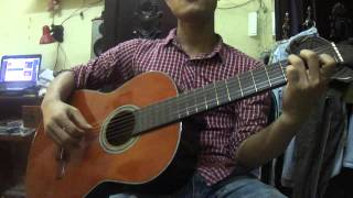 (Tăng Nhật Tuệ) Hy Vọng-guitar
