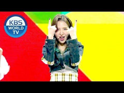 Red Velvet  - Hit That Drum + Power Up [2018 KBS Song Festival / 2018.12.28]