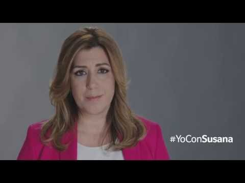 Mensaje de Susana Díaz a los andaluces y andaluzas en el exterior