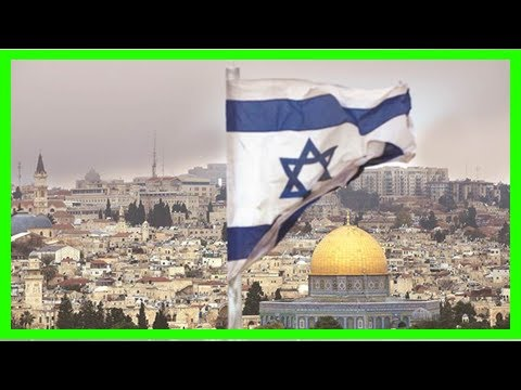 World News - Jerusalem: America, get out of the way