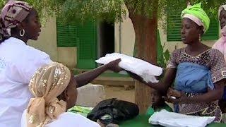 Des moustiquaires éliminent le paludisme dans une petite ville sénégalaise