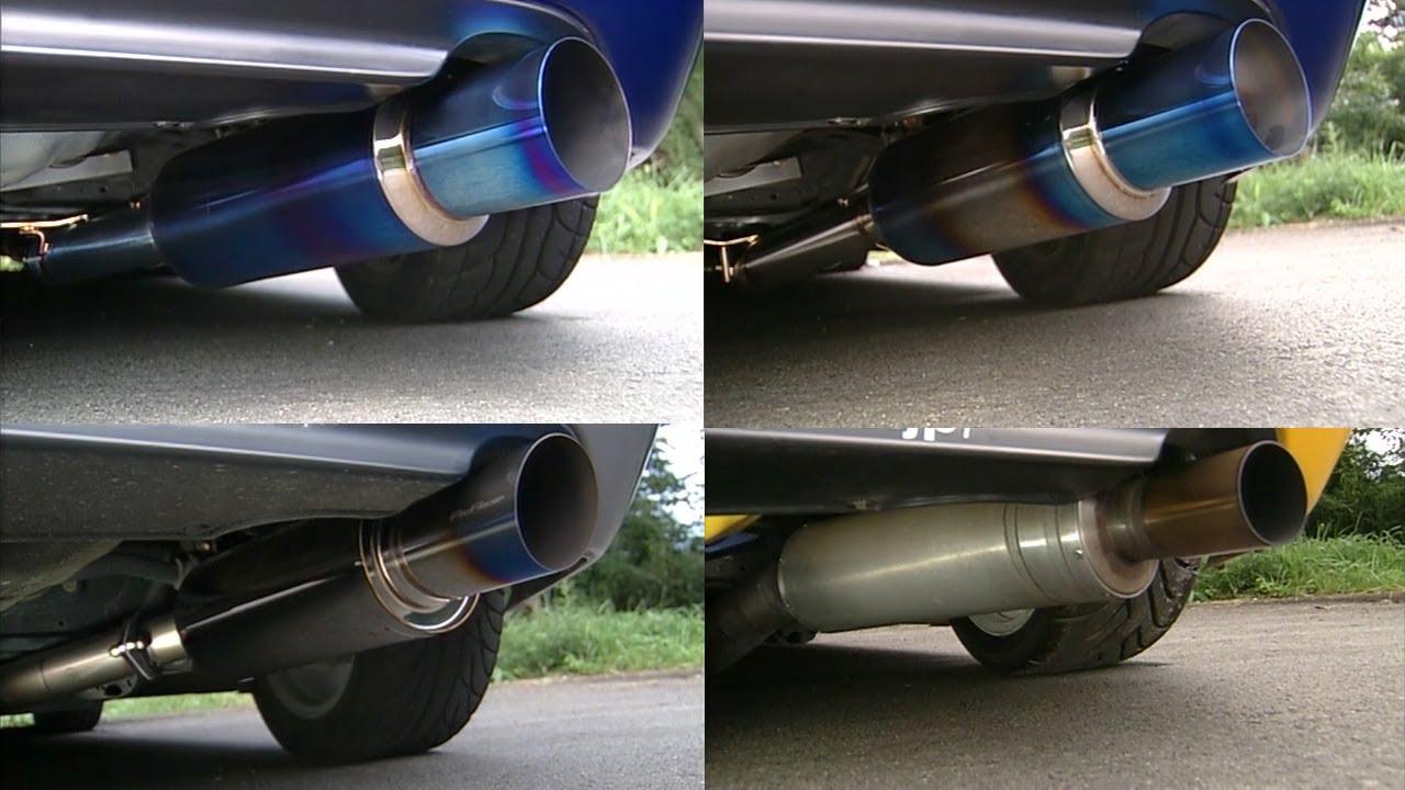 HONDA S2000 'High Power' Exhaust Sounds! - YouTube