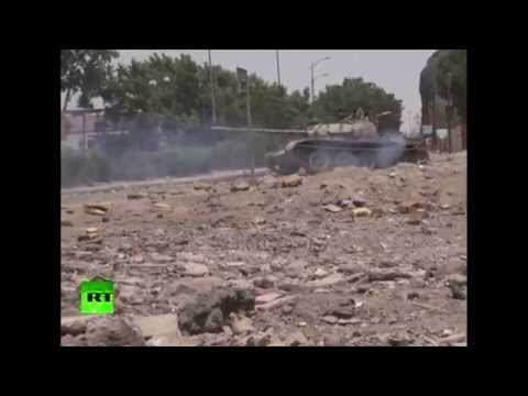 RAW: Houthi fighters attack Aden, last stronghold of Yemen president Hadi