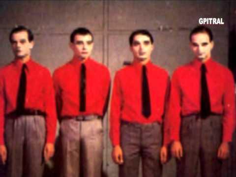 The Model Kraftwerk lyrics - YouTube