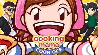 Cooking Mama: COOK OFF | Nate and Dookie