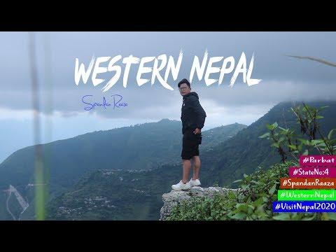 Western Nepal Travel vlog  || Parbat, Huwas, Payaunkot || Vlog6 || Spandan Raaza || Visit Nepal 202