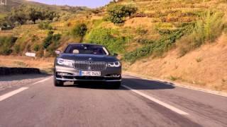Тест-драйв BMW 7 серии 2016 // АвтоВести 232