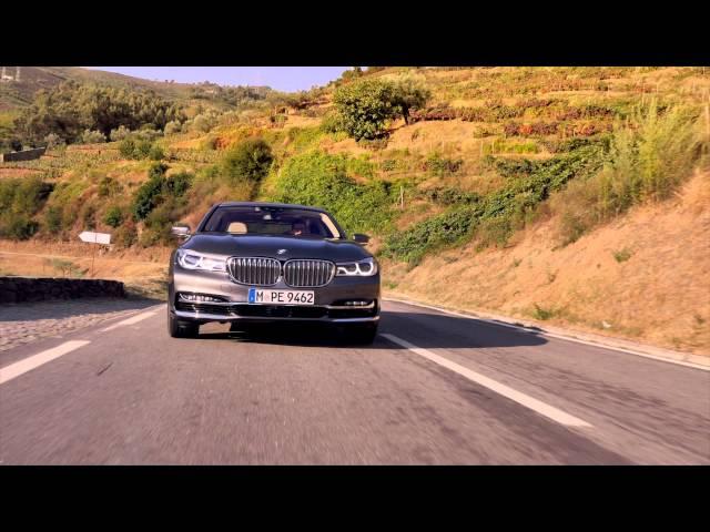Тест-драйв BMW 7 серии // АвтоВести 232