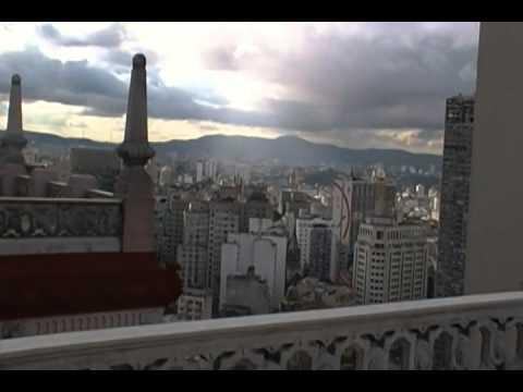 Veja vista panorâmica do Edifício Martinelli