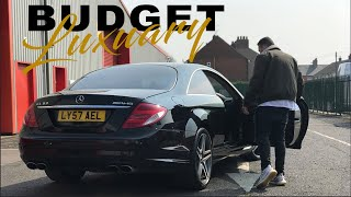 THE 500+BHP, 6.2L V8 BUDGET LUXURY COUPE!! *WAS £100k* - 2007 Mercedes CL63 Review