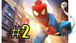 Смотреть Лего Марвел Супергерои   Миссия 2: Выходной на Таймс сквер
