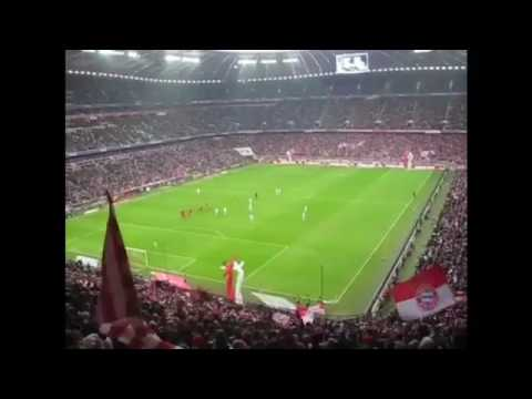 Goal song bayern munchen