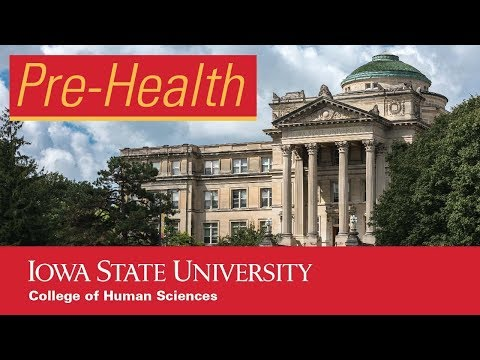 Pre-Health Programs Within the College of Human Sciences