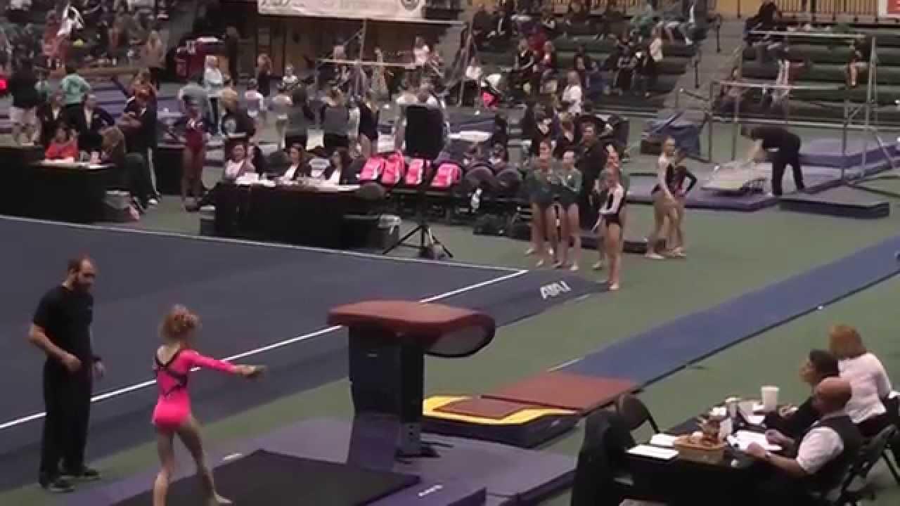 boston classic gymnastics meet 2014