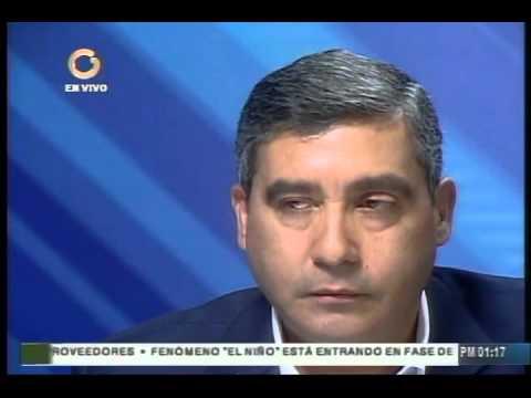 Miguel Rodríguez Torres en Vladimir a la Una, video completo
