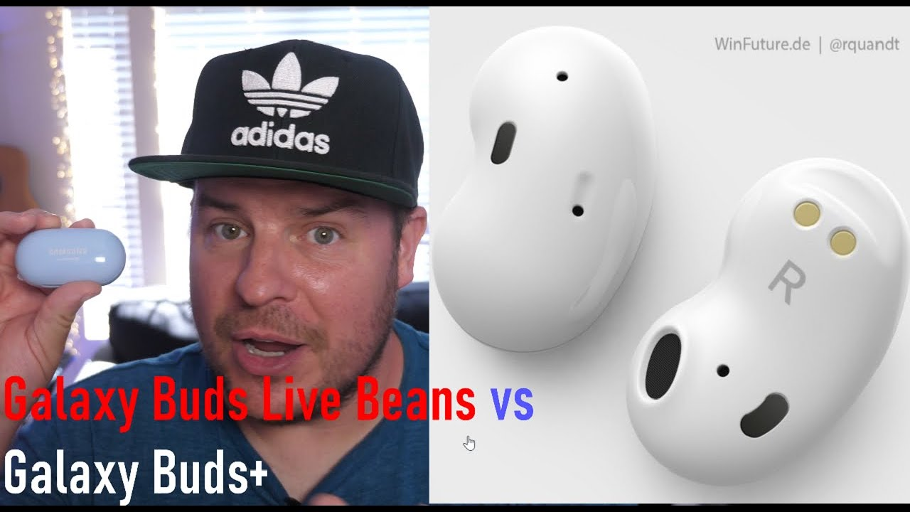 Samsung Galaxy Buds Live review: cool beans