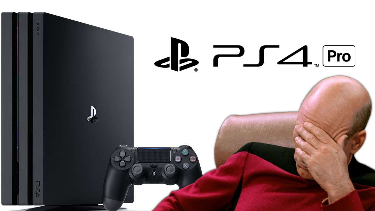 PS4 Pro disappointing bad.