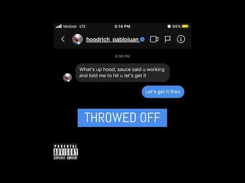 Austyn Davys - Throwed Off (Official Audio)