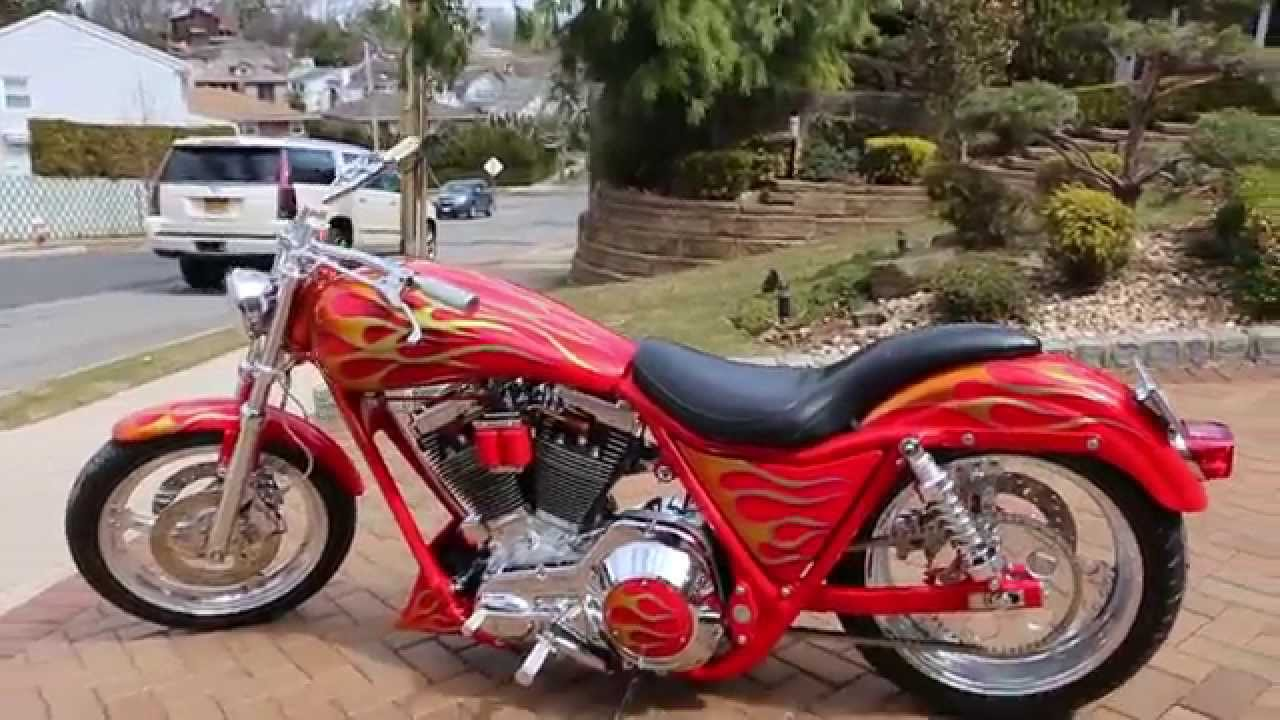 Harley Davidson Fxr Custom For Sale