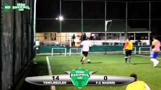 iddaa Rakipbul Samsun Ligi / Açılış Sezonu 2014 / Yenilmezler - FC Madrid