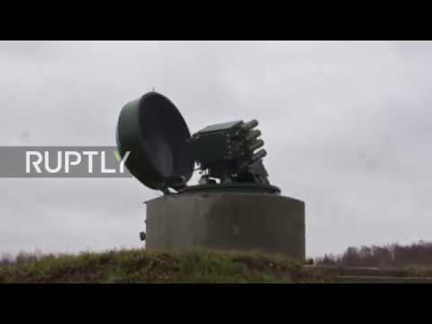 Russia: Guard Robot, designed to 'stop illegal border crossings', tested in Kaluga
