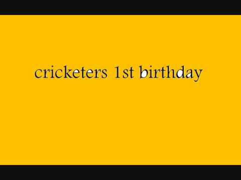 cricketers 1st birthday dj desire full set