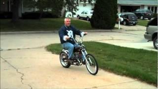 BIKEBERRY - Schwinn OCC Chopper Motor Bike