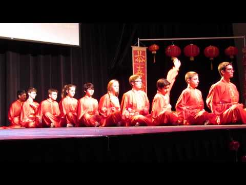 Lunar New Year Celebration 2015 - The Miami Valley School