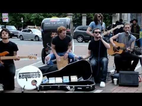 Street Music - Keywest (Dublin, Grafton Street)