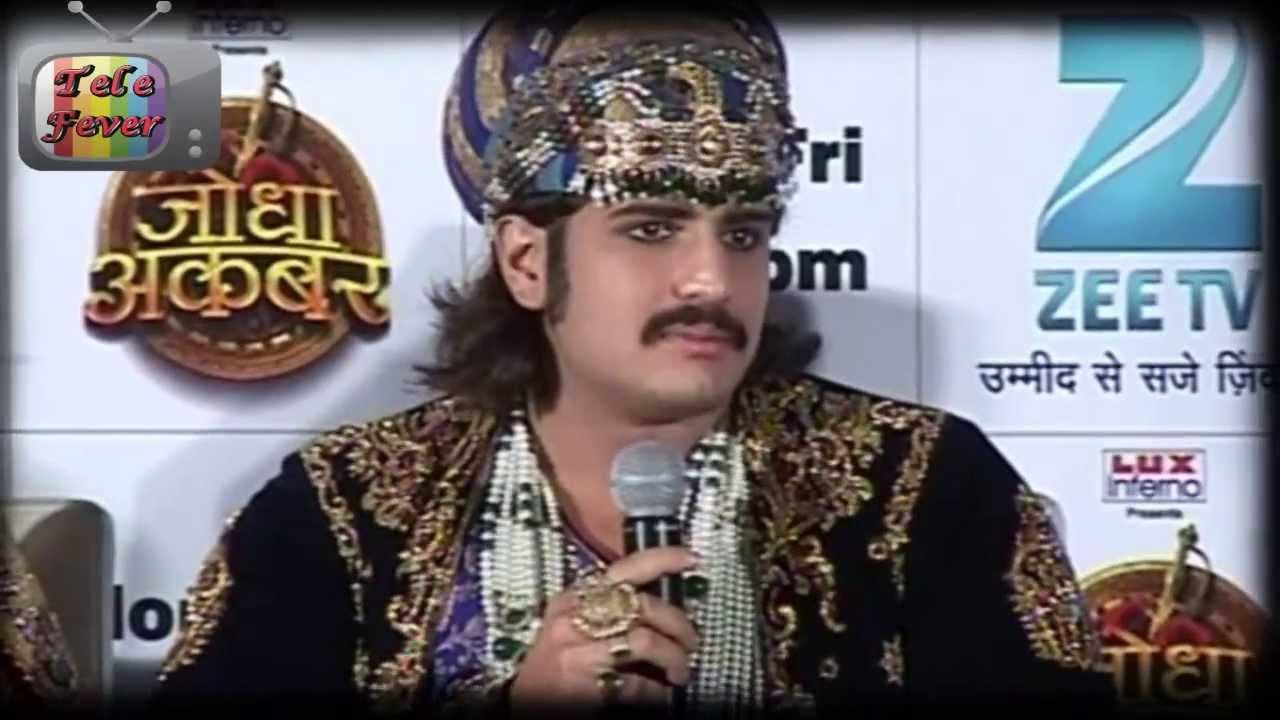 Jodha Akbar Serial Completes 38 Weeks | Ekta Kapoor, Rajat ...