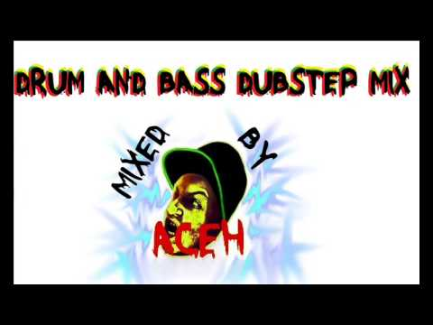 MOM Drum and Bass Dubstep Mix (Mixed by Aceh)