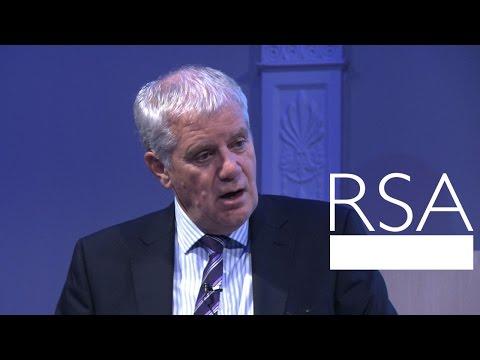 Sir Martin Davidson on Creative Influences