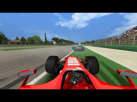 rF1-Simracing-League | F1 2006 Imola Race Edit