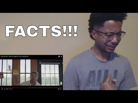 CHANCE THE RAPPER HAS A CLONE!! Taylor Bennett - Minimum Wage (Dir. by @_ColeBennett_) (REACTION)