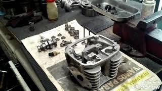 Recuperação cabeçote titan 160 e prolink DT 200