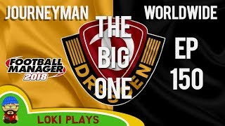 FM18 - Journeyman Worldwide - EP150 - Dynamo Dresden - Football Manager 2018