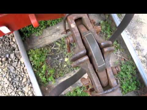 Railway Coupler pretty violent good sounds watch your fingers
