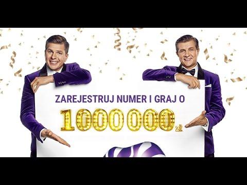 Zarejestruj numer w Play i weź udział w loterii #KartaMilionWarta