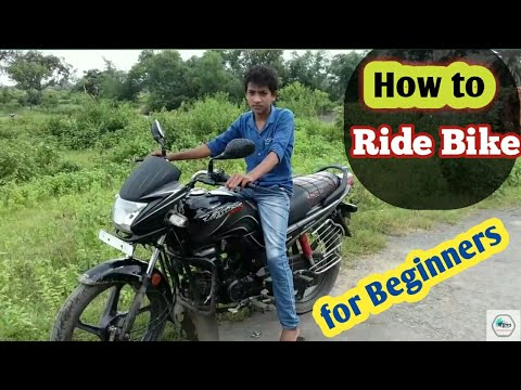 how to ride a motorcycle for beginners pdf
