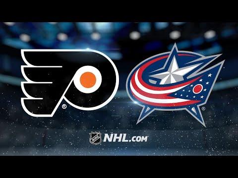 Dubois nets SO winner to lift Blue Jackets by Flyers