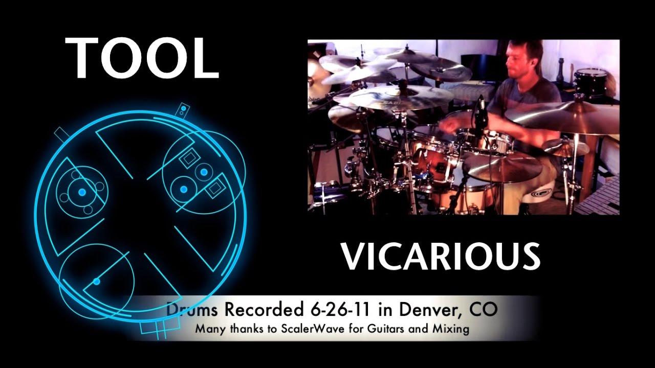 Tool-Vicarious Drum Cover-Johnkew