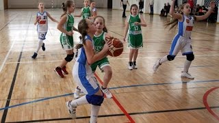 Unia Basket Ostro³êka - Greens S³upno